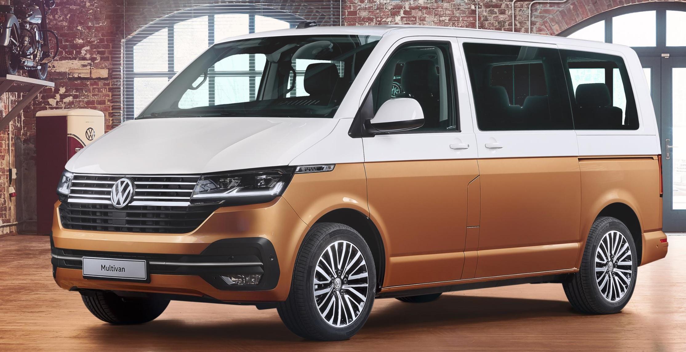 Volkswagen E Transporter To Arrive In 2020 Electric Van Truck