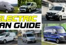 Electric Van Guide for 2019