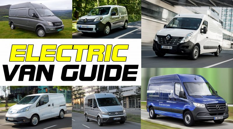 Electric Van Guide 2019