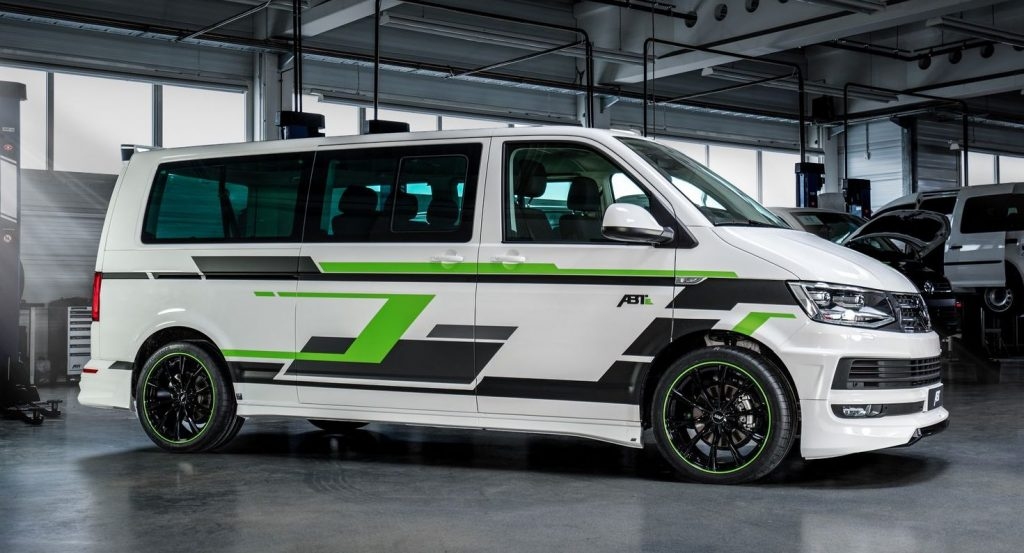 Volkswagen E Transporter To Arrive In 2020 Electric Van Truck