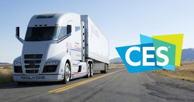 CES 2020 review – shaping the future of road transport