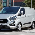 Ford Transit could get BYD Batteries