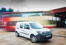 Renault Kangoo ZE support bus routes in Brighton