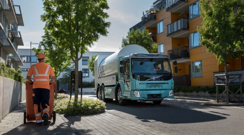 Volvo Electric truck
