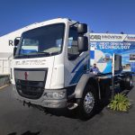 Paccar at CES Show 2020
