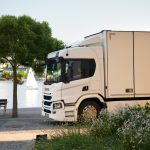 Scania's future electric plans