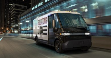 GM launches BrightDrop EV600