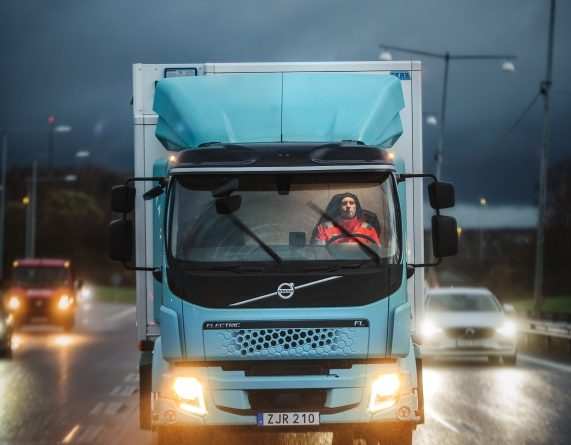 Volvo Trucks FE