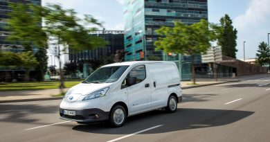 Record sales for Nissan eNV200