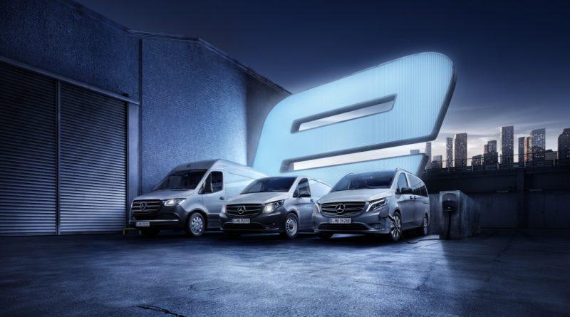 Mercedes-Benz launch eVan insurance