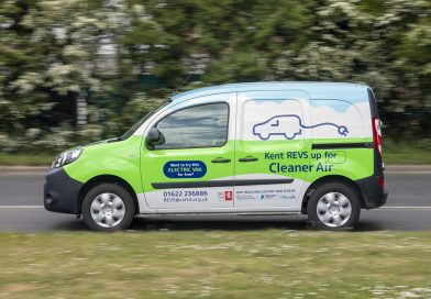 Renault Electric Vans and Kent in try before you buy scheme
