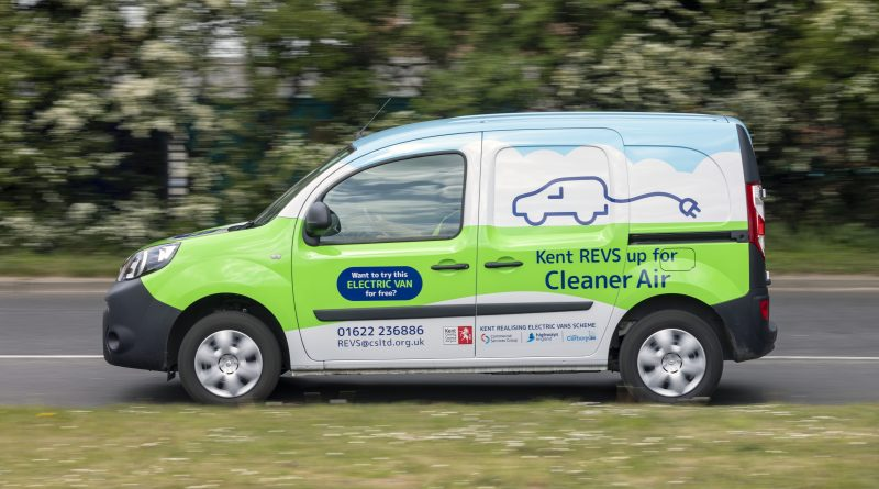 Renault Electric Vans