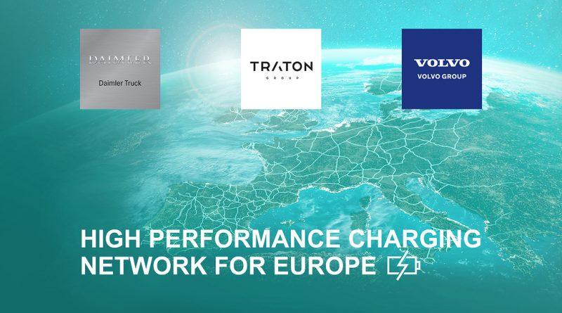 Daimler Truck, TRATON GROUP und Volvo Group
